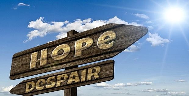 believe good things will happen