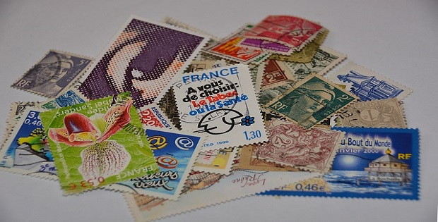 be like a stamp