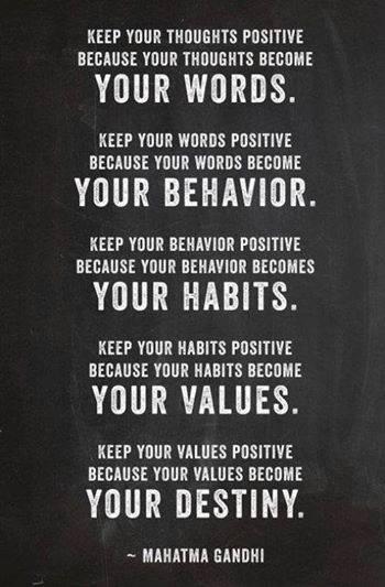 Mahatma Gandhi Quotes Towards Your Destiny