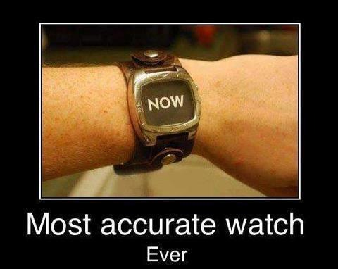 most accurate watch is now