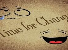 afraid to change