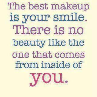 best makeup is you