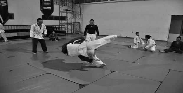 judo story