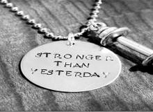 stronger each day