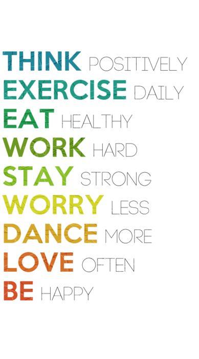 9 tips towards a happier life