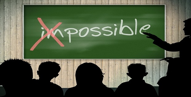 believe the impossible
