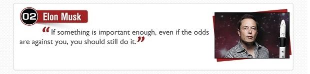 Elon Musk Quote