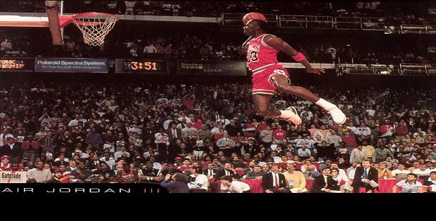 Michael Jordan Banner