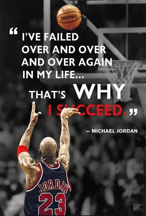 Michael Jordan Inspiring Quote 2