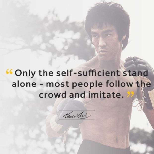 Bruce Lee Moon Quote: Unbelievable: 50 Bruce Lee Philosophy That Will Change