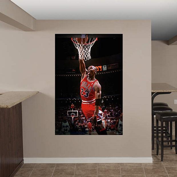 Michael Jordan Poster 4