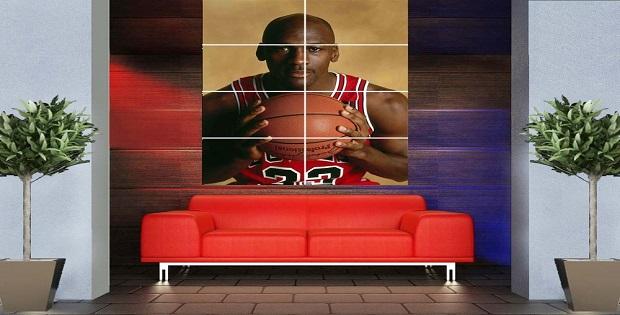 Michael Jordan Poster 8