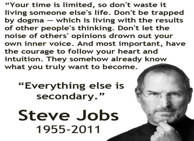 Steve Jobs Has Some Solid Advice On Life Wisdom You Need ...