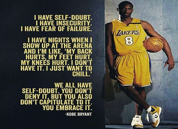 kobe bryant quotes sayings motivational success rise quotes