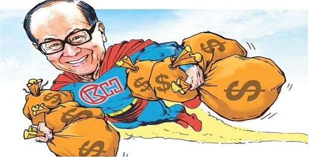 Hong-Kong-Billionaire-Li-Ka-shing-Superman