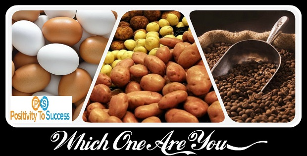 egg potato coffee beans story