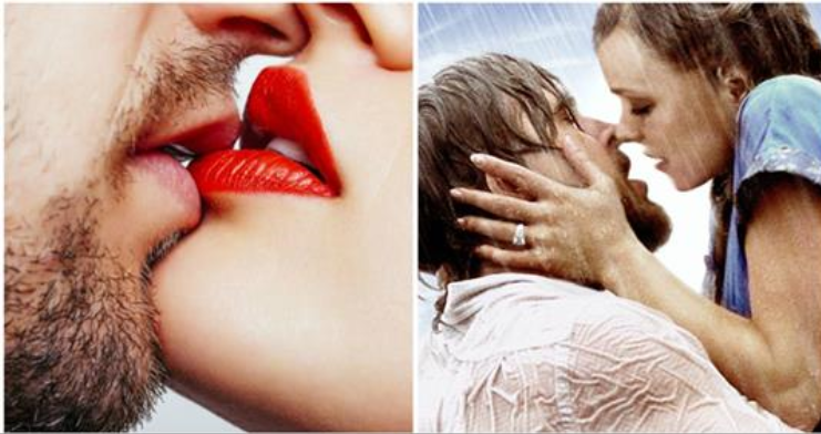6 surprising facts about kissing