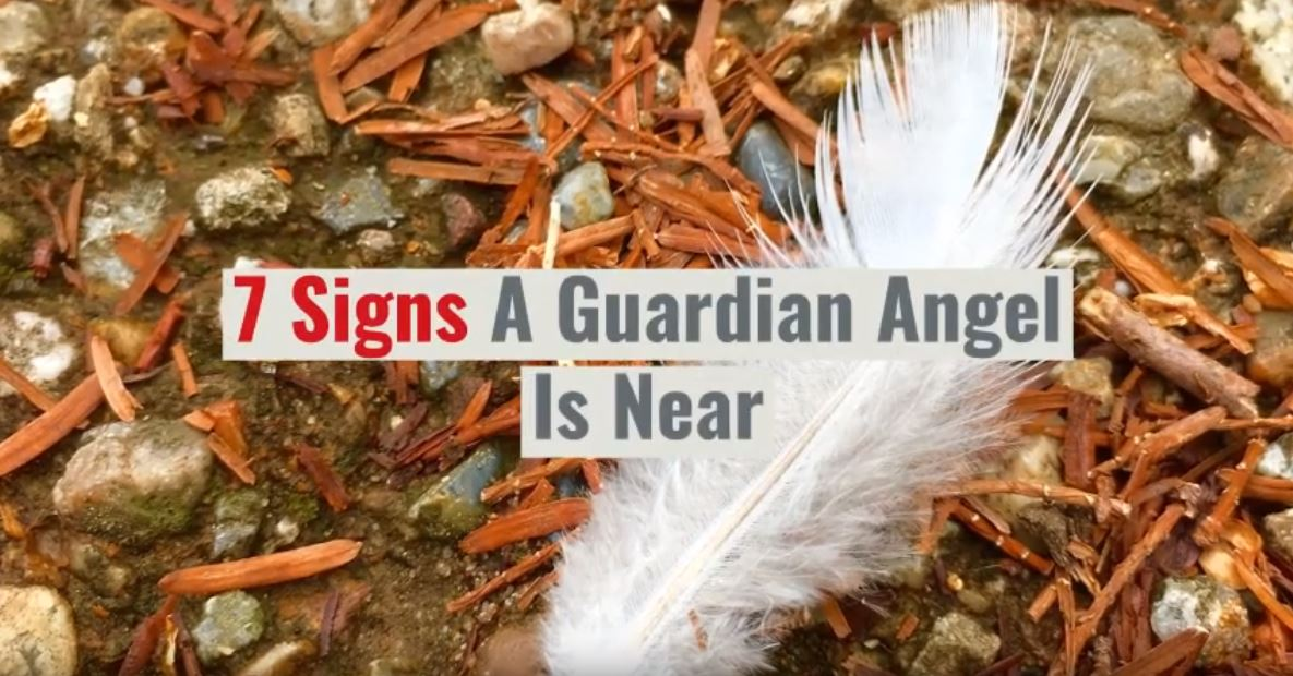guardian angel message